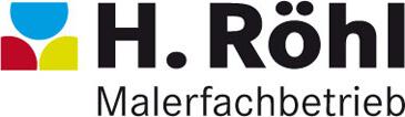 H. Röhl Malerfachbetrieb - Logo